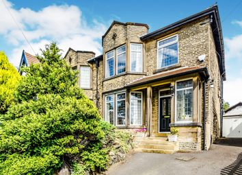 Thumbnail 3 bed semi-detached house for sale in Heaton Road, Paddock, Huddersfield