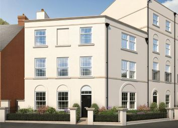 Thumbnail 5 bed detached house for sale in Sherford Village, Haye Road, Plymouth, Devon