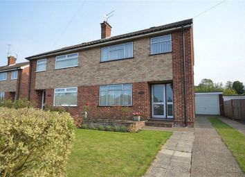 Thumbnail 3 bed semi-detached house for sale in Pembrey Close, Norwich