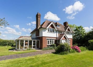 Thumbnail 5 bedroom detached house for sale in Tollgate Road, Colney Heath