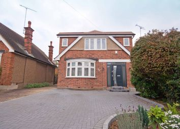 Thumbnail 3 bed detached house for sale in Harlyn Drive, Pinner