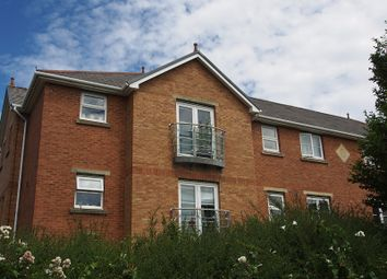 Thumbnail 2 bed flat for sale in Heol Cilffrydd, Barry
