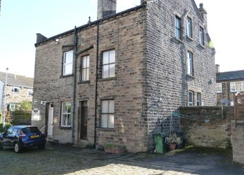 Thumbnail 1 bed terraced house for sale in School Street, Wilsden, Bradford