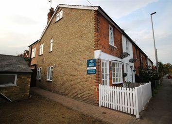 Thumbnail 2 bed semi-detached house to rent in London Road, Dunton Green, Sevenoaks