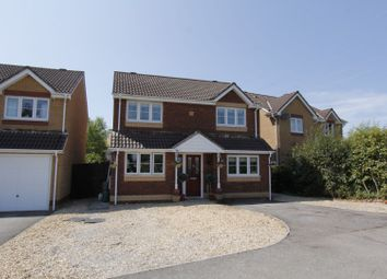 Thumbnail 4 bed detached house for sale in Wild Field, Broadlands