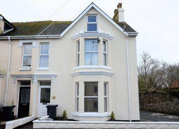 Thumbnail 5 bed terraced house for sale in Trafalgar Terrace, Higher Furzeham Road, Brixham