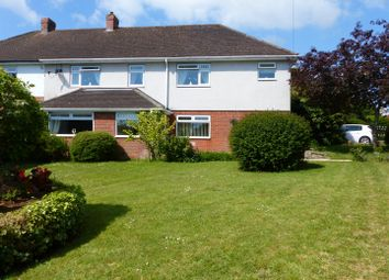 Thumbnail 5 bed semi-detached house for sale in Mathern Way, Bulwark, Chepstow