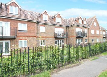 Thumbnail 2 bed flat for sale in Willow Court, Woodlands Avenue, Rustington