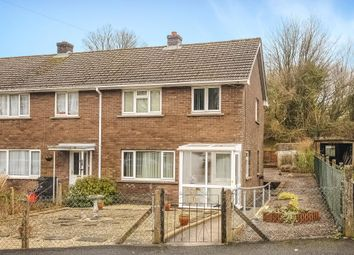 Thumbnail 3 bedroom end terrace house for sale in Sennybridge, Nr Brecon