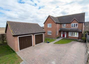 Thumbnail 5 bed detached house for sale in Waggoners Walk, Sibsey, Boston
