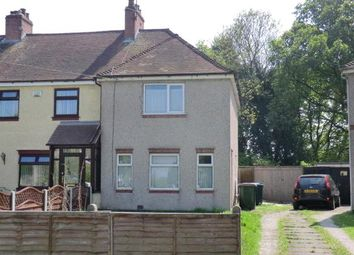 Thumbnail 2 bed end terrace house to rent in Charter Avenue, Coventry