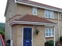 Thumbnail 1 bed flat to rent in Matchells Close, St. Annes Park, Bristol