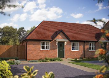 "Thumbnail 2 bed bungalow for sale in ""The Whittlebury"" at Rush Lane, Bidford-On-Avon, Alcester"