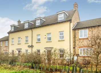Thumbnail 3 bed terraced house for sale in Round House Way, Cringleford, Norwich