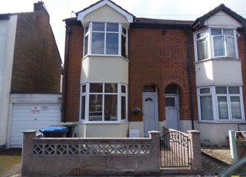 Thumbnail 3 bed semi-detached house to rent in St. Stephens Road, Enfield