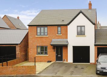 Thumbnail 5 bedroom detached house for sale in Monastery Close, Lawley Village, Telford