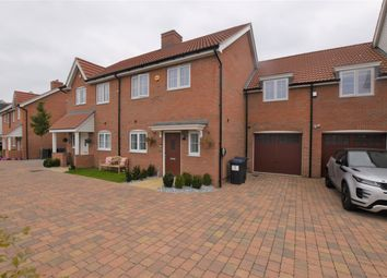 Thumbnail 3 bed semi-detached house to rent in Hildar Close, Bishop's Stortford