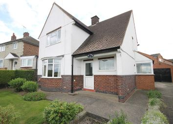 Thumbnail 3 bed detached house for sale in Houfton Road, Bolsover, Chesterfield