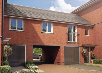"""Thumbnail 2 bed terraced house for sale in """"Wincham"""" at Hyde End Road, Spencers Wood, Reading"""