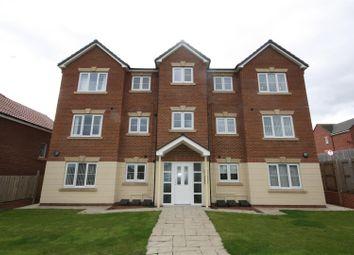 Thumbnail 2 bed flat to rent in Twizell Burn Walk, Pelton Fell, Chester Le Street