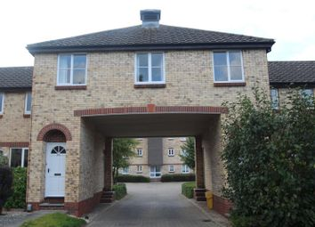 Thumbnail 2 bedroom terraced house to rent in The Brambles, Limes Park Road, St. Ives, Huntingdon