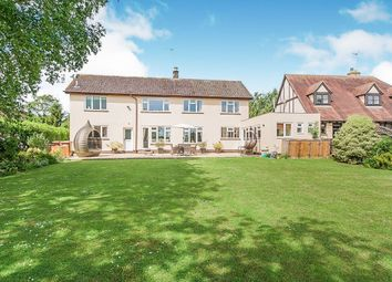 Thumbnail 5 bedroom detached house for sale in Cotterstock Road, Oundle, Peterborough