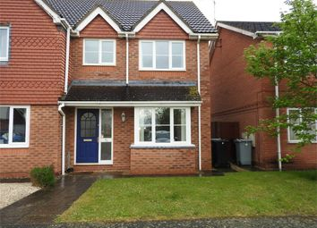Thumbnail 3 bed semi-detached house to rent in Ryefield, Langtoft, Peterborough, Lincolnshire