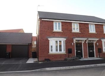 Thumbnail 3 bedroom semi-detached house to rent in Buttermere Crescent, Doncaster
