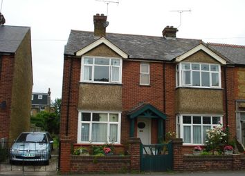 Thumbnail 2 bed maisonette to rent in Osborne Road, Broadstairs