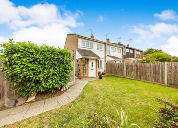Thumbnail 3 bed end terrace house for sale in Robins Grove Crescent, Yateley