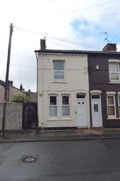 Thumbnail 2 bedroom end terrace house for sale in Longfellow Street, Bootle, Merseyside
