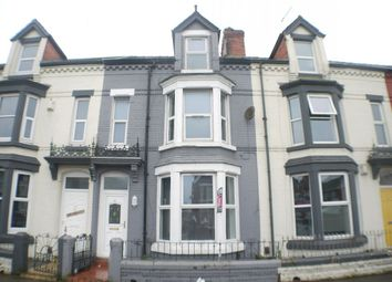 Thumbnail 7 bed shared accommodation to rent in Sheil Road, Liverpool