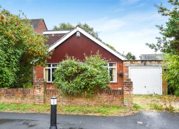 Thumbnail 4 bed detached bungalow for sale in Richmond Road, College Town, Sandhurst, Berkshire