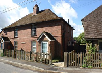 Thumbnail 2 bed semi-detached house for sale in Amage Road, Wye, Ashford, Kent