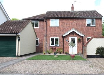 Thumbnail 4 bed detached house for sale in Tudor Court, Occold, Eye