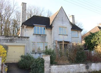 Thumbnail 3 bed detached house for sale in Parkway, Midsomer Norton, Radstock