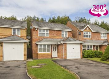 Thumbnail 3 bedroom detached house for sale in Priory Way, Langstone, Newport