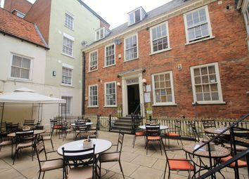 Thumbnail 2 bed flat to rent in Woburn Court, Norwich City Centre