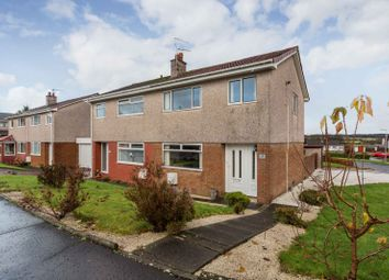 Thumbnail 3 bed semi-detached house for sale in St. Andrews Gardens, Dalry, North Ayrshire