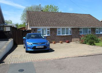 Thumbnail 2 bedroom semi-detached bungalow for sale in Oldbury Orchard, Churchdown, Gloucester