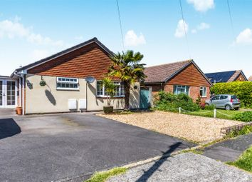 Thumbnail 3 bed detached bungalow for sale in Sunnymead Close, Bognor Regis