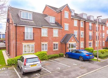 Thumbnail 2 bed flat for sale in Priestfields, Leigh, Lancashire