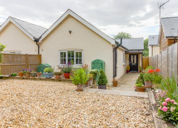 Thumbnail 2 bed bungalow for sale in Hurstbourne Priors, Whitchurch, Hampshire