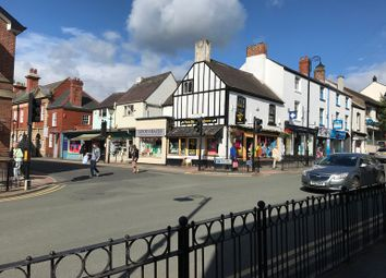 Thumbnail Retail premises for sale in Daniel Owen Square, Earl Road, Mold