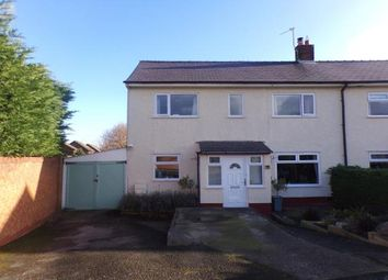 Thumbnail 3 bed semi-detached house for sale in Gosmore Road, New Brighton, Mold, Flintshire