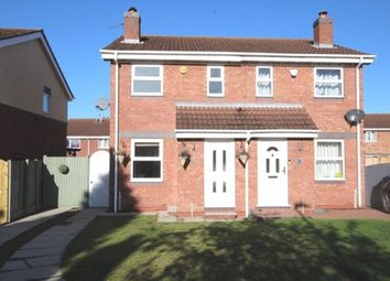 Thumbnail 2 bed semi-detached house to rent in Oak Drive, Thorpe Willoughby, Selby
