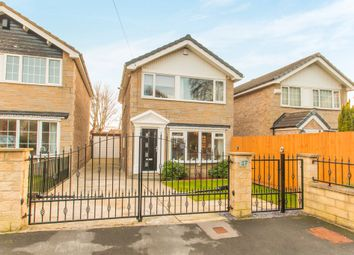 Thumbnail 3 bed detached house for sale in Hillside View, Pudsey