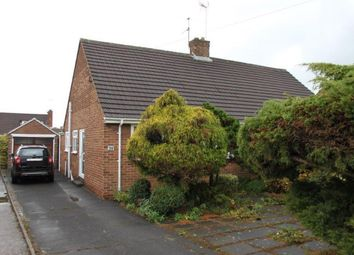 Thumbnail Semi-detached bungalow for sale in East Avenue, Mickleover, Derby