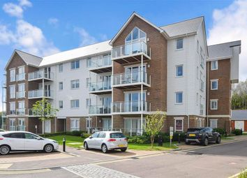 Thumbnail 2 bed flat for sale in Willow Close, Holborough Lakes, Holborough Lakes, Kent