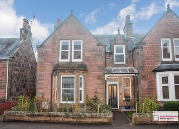 Thumbnail 4 bed semi-detached house for sale in Montague Row, Inverness